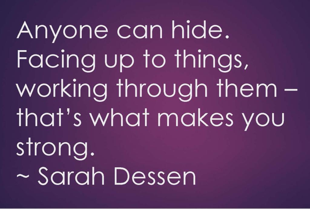 Anyone can hide