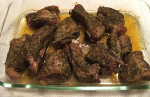 Country Ribs Baked